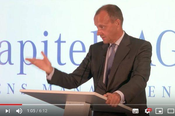Video: Friedrich Merz zu Gast am Standort Mannheim