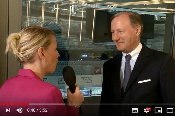 Video: Rasantes Wachstum – Interview mit Wolfgang Krappe zur Standorteröffnung in Mannheim