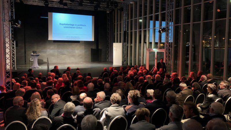 Jahresauftaktveranstaltung der Capitell AG Vermögens-Management Hamburg