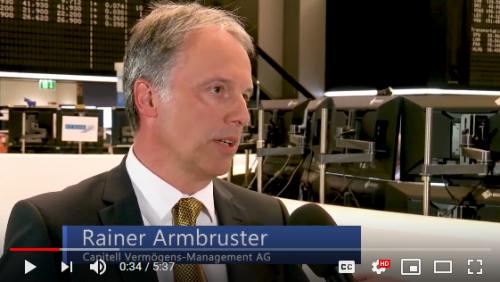 5 Jahre Capitell AG in Baden-Baden
