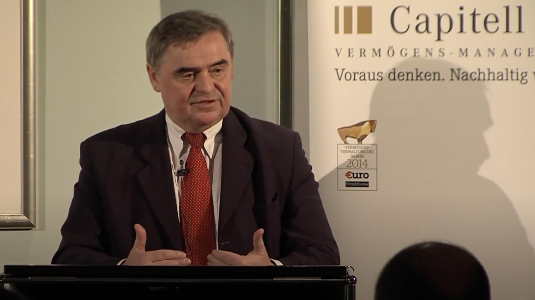Capitell-Jahresauftakt: Verfassungsrichter Peter Müller zu Gast