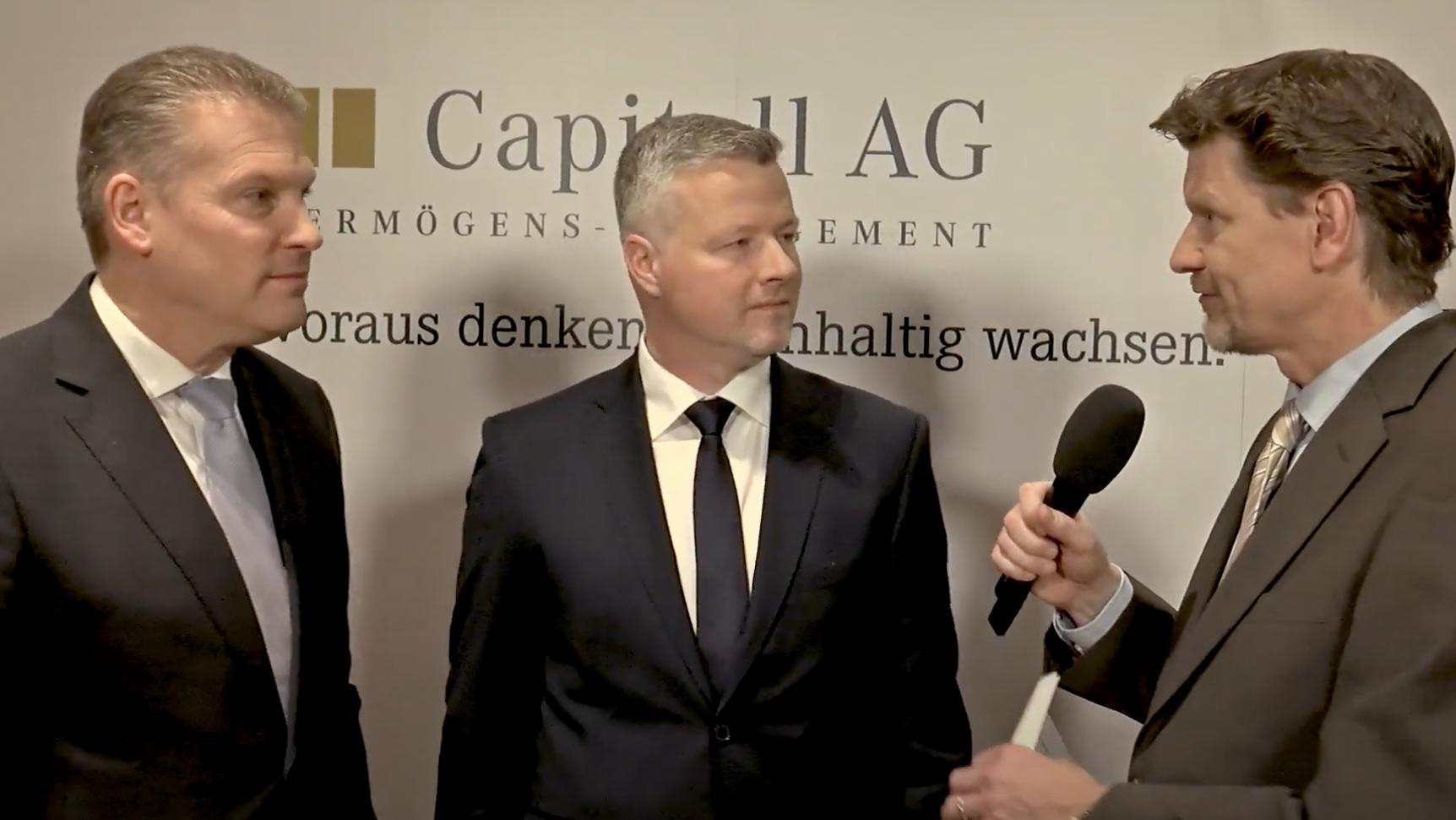 Interview Bischoff Gillerke zur Erweiterung in Hannover
