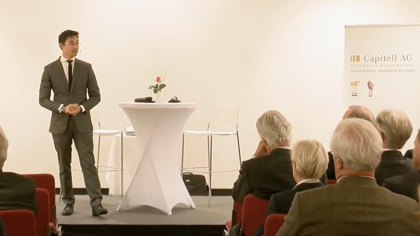 Dr. Philipp Rösler zu Gast