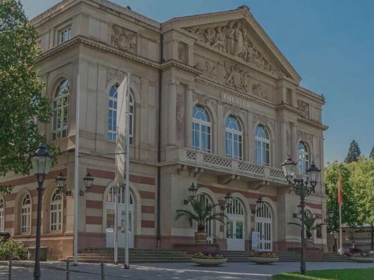 Baden-Baden Capitell Eröffnung Standort 2014