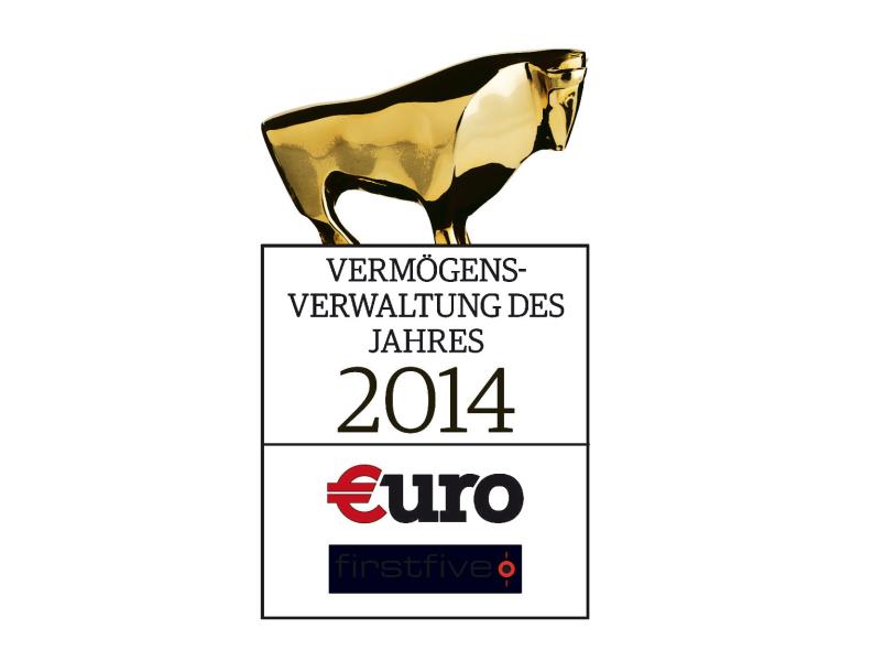 Capitell Vermögensverwaltung gewinnt goldenen Bullen 2014