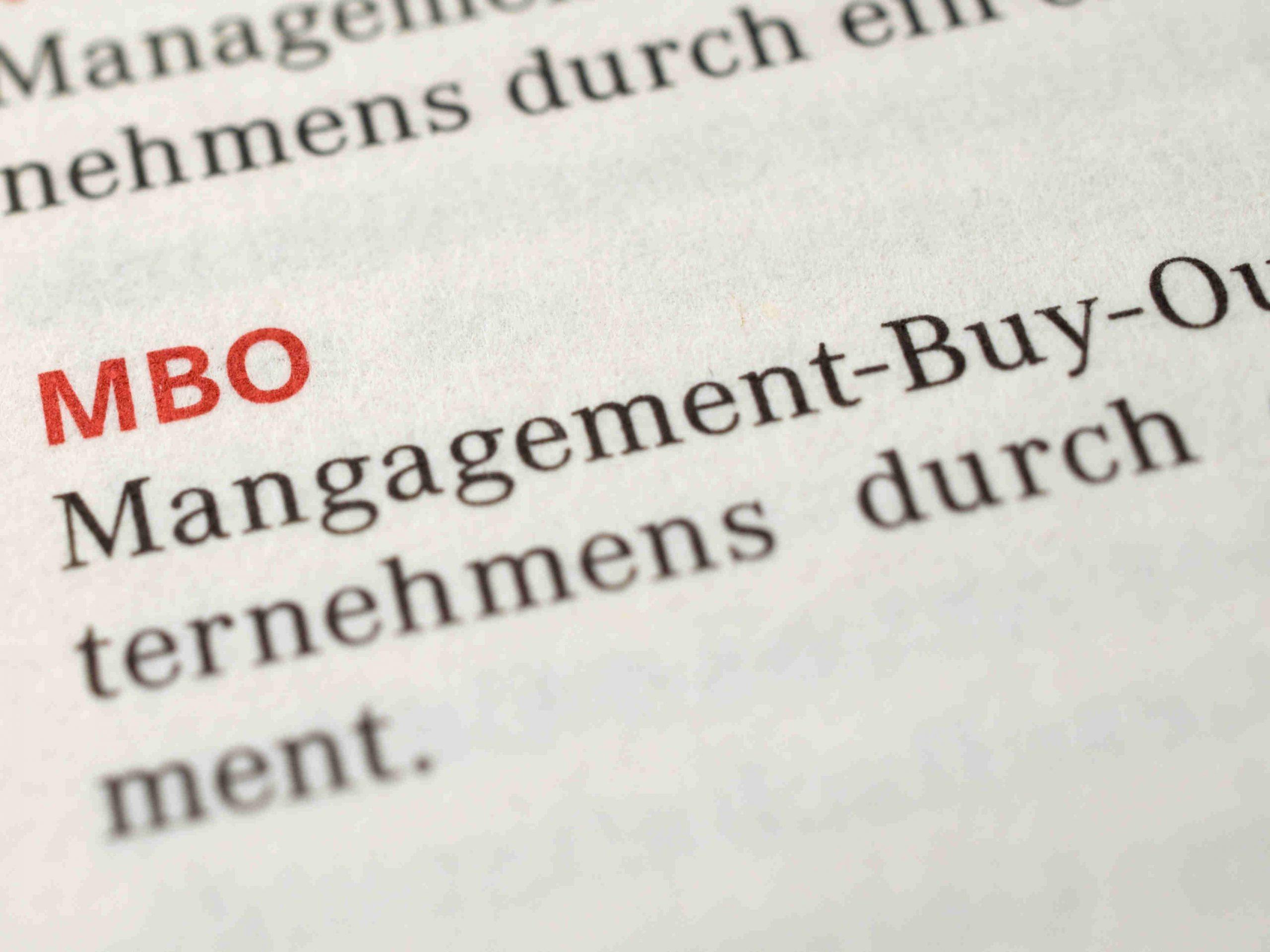 Capitell AG Management-Buyout durch den Vorstand und die Mitarbeiter