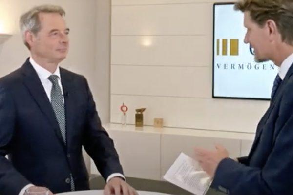 Interview mit Investment-Vorstand Karl-Heinrich Mengel zur Lage an den Aktienmärkten