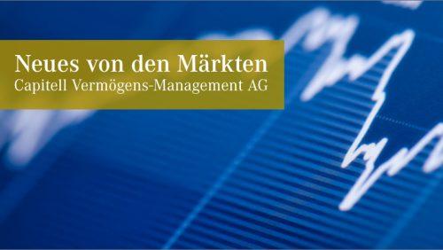 Neues von den Märkten: Dax-Rally und die Lage an den internationalen Aktienmärkten