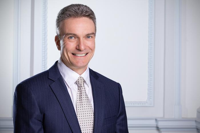 Markus Korfmacher Vorstand für Controlling und Personal