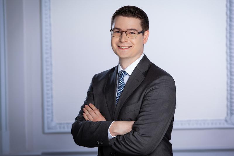 Marco Ritter Vorstandsreferent