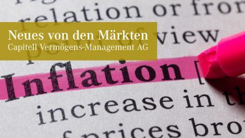 Welche Anlagestrategie bietet Schutz vor Inflation?