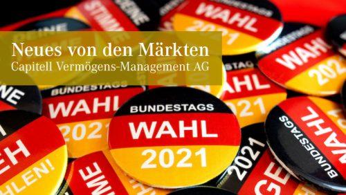 Welche Auswirkungen hat die Bundestagswahl auf die Börsenentwicklung?